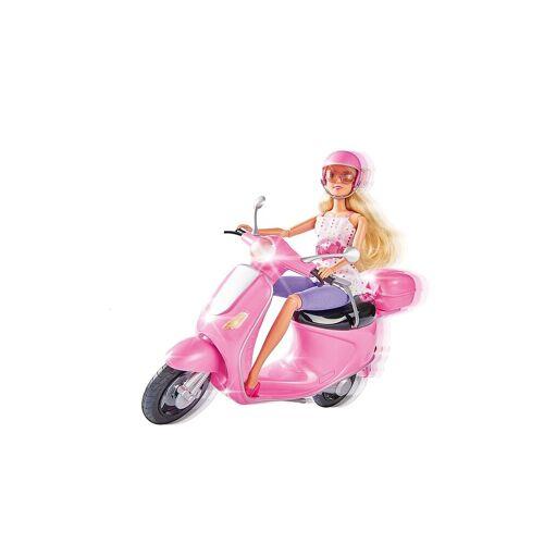 STEFFI Puppe Steffi Love Chic City Scooter