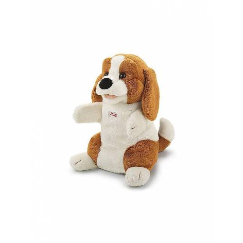 TRUDI Handpuppe Beagle