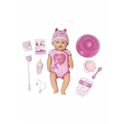 ZAPF Baby Born Soft Touch Girl - Puppe