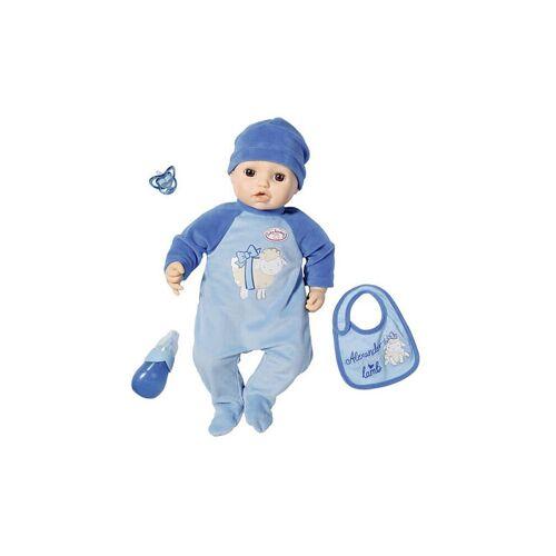 ZAPF Puppe - Baby Annabell Alexander 43cm