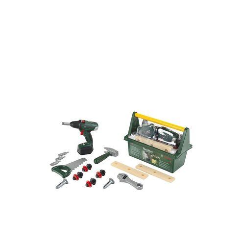 Bosch Spielzeug-Werkzeugkiste mit Akkuschrauber