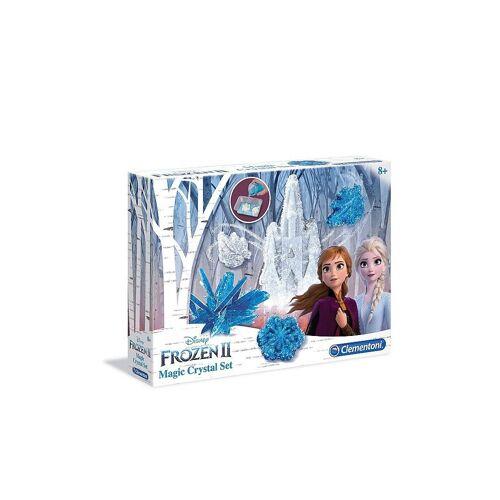 CLEMENTONI Disney - Frozen 2 - Magische Kristalle Kreativ-Set
