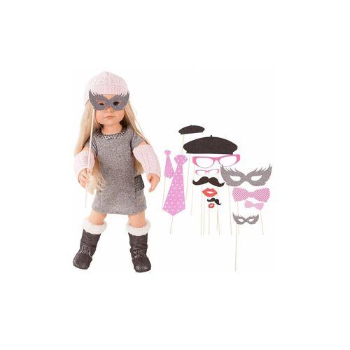 GOETZ Puppe - Hannah loves Party Glamour 50cm