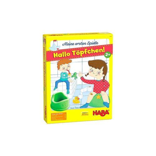 HABA Meine ersten Spiele – Hallo Töpfchen!