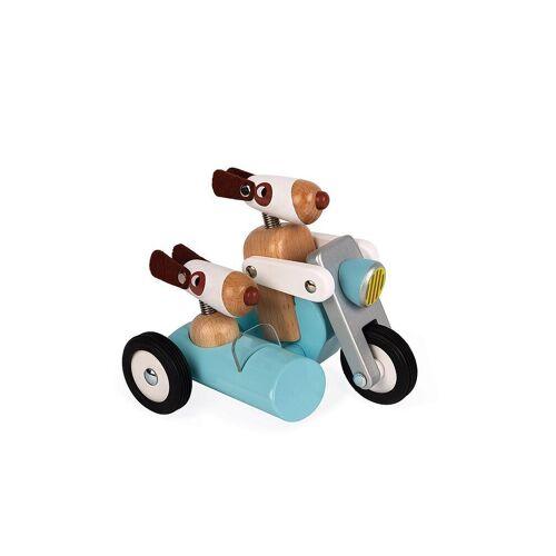 JANOD Philip Motorrad mit Beiwagen