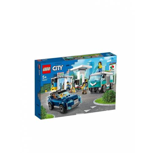 Lego City - Tankstelle 60257