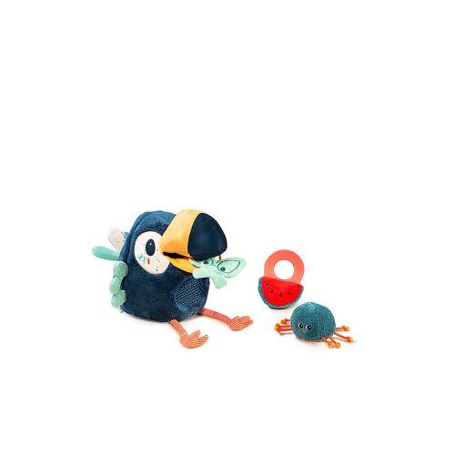 LILLIPUTIENS PABLO Feinschmecker - Spieltier mit Zubehör