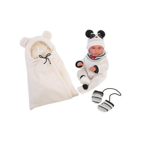 LLORENS Puppe Bimba Panda 35cm
