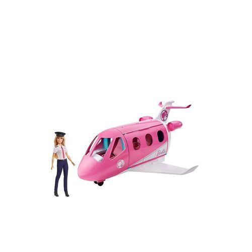 Mattel Barbie - Reise Traumflugzeug Flugzeug mit Puppe