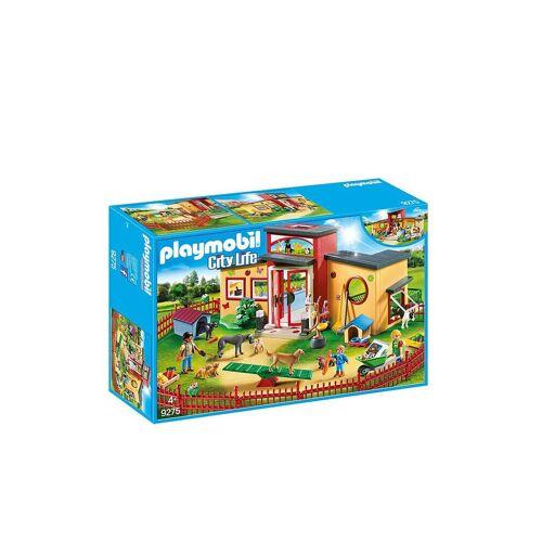 Playmobil Tierhotel Pfötchen 9275