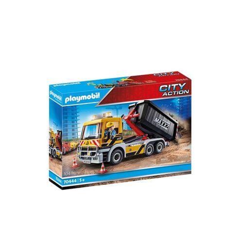 Playmobil City Action - LKW mit Wechselaufbau 70444