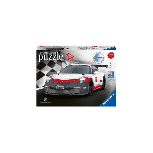 RAVENSBURGER 3D Puzzle - Porsche 911 GT3 Cup