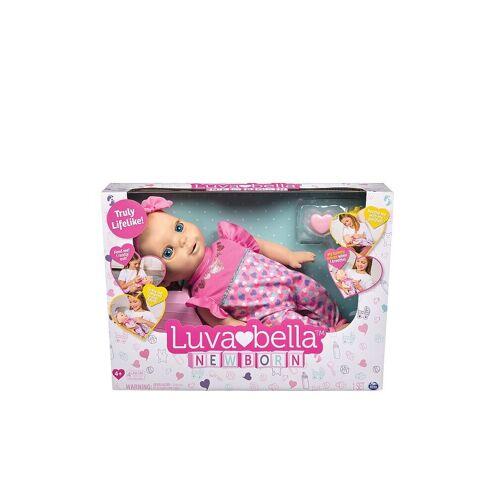SPINMASTER Luvabella Newborn - interaktive Baby Puppe 43 cm 6047317