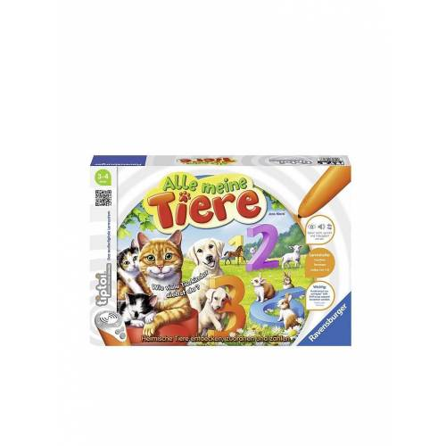TIPTOI Tiptoi - Alle meine Tiere
