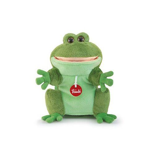 TRUDI Handpuppe - Frosch