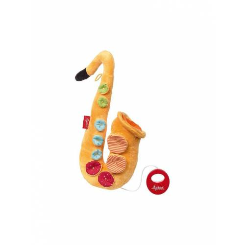 SIGIKID Spieluhr Saxophon 33cm