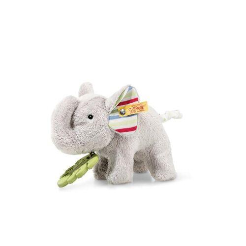 STEIFF Wild Sweeties Timmi Elefant mit Beißring und Knisterfolie