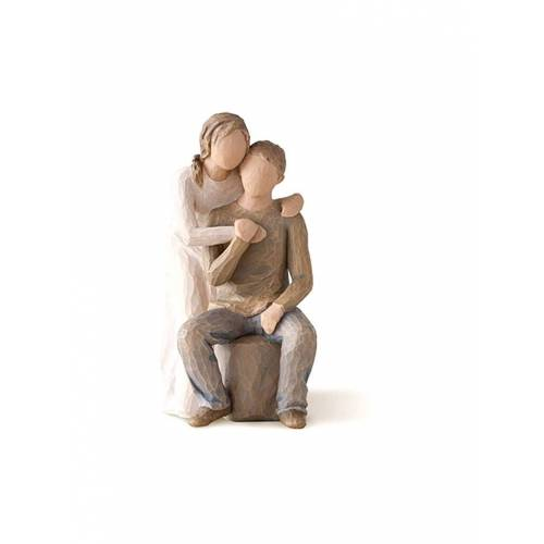 WILLOW TREE Figurine You and Me 17cm 26439   Damen   26439