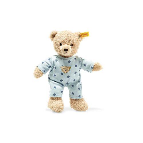 STEIFF Teddy and Me Teddybär Junge Baby mit Schlafanzug 25cm 241642