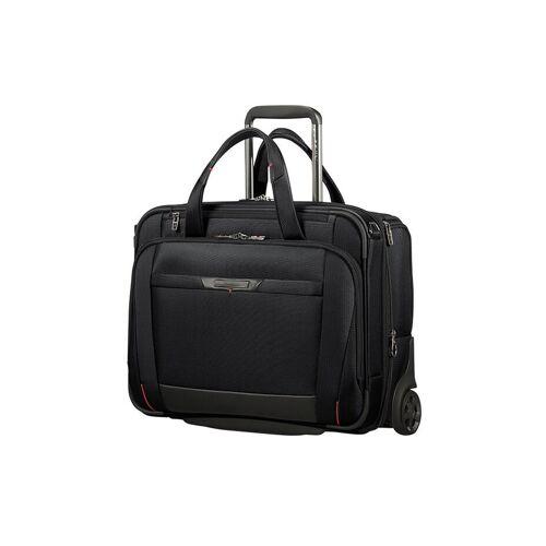 Samsonite Pro-Dlx 5 Laptoptasche mit Rollen 15.6  schwarz