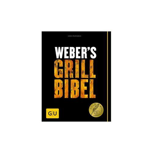 Weber GRILL Kochbuch - Webers Grillbibel    18639