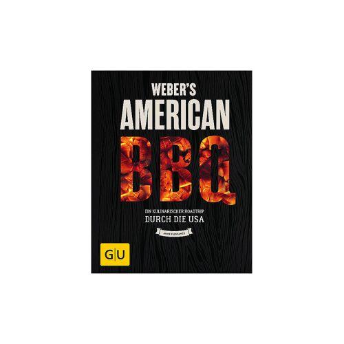 Weber GRILL Kochbuch - Webers American Barbecue (GU Verlag)   57171