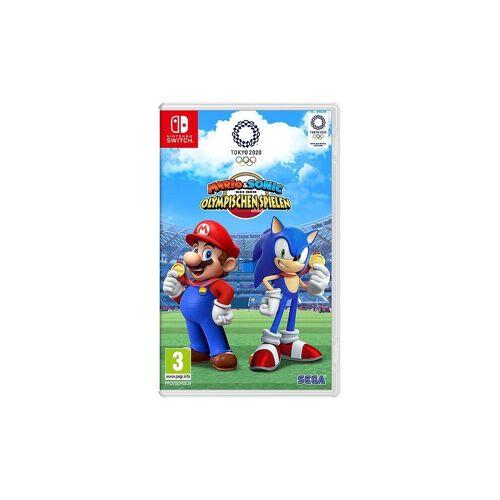 Nintendo SWITCH Mario & Sonic bei den olympischen Spielen (Tokyo 2020)