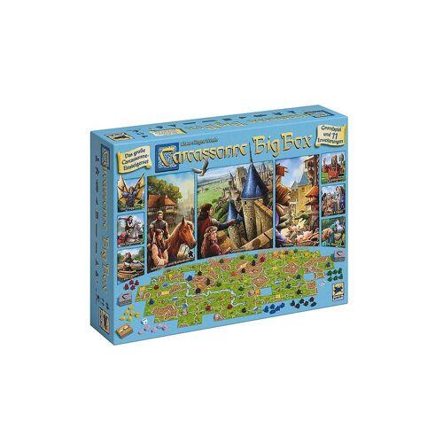 ASMODEE Carcassonne Big Box
