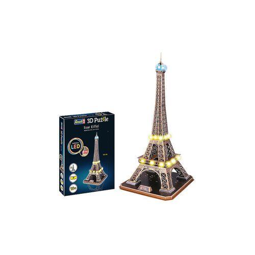 REVELL Spezialpuzzle - Eiffelturm - LED Edition