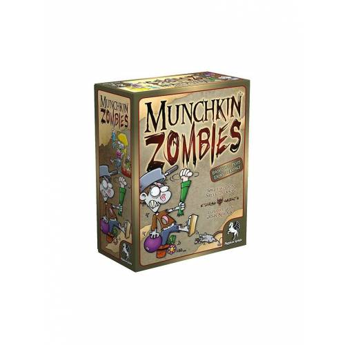 PEGASUS Munchkin - Zombies 1 u. 2