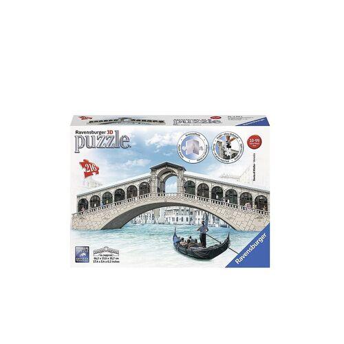 RAVENSBURGER 3D-Puzzle - Rialtobrücke (216 Teile)