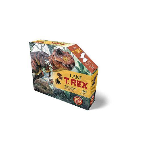 MADD CAPP PUZZLES Shape Puzzle Junior T-Rex 100 Teile