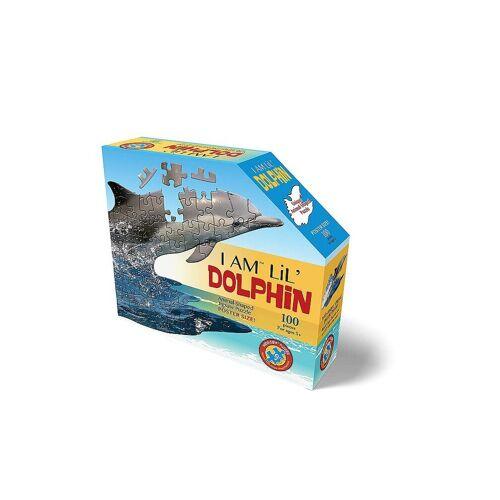 MADD Shape Puzzle Delfin 100 Teile