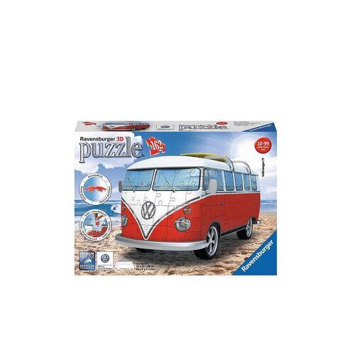 RAVENSBURGER VW Bus T1 3D-Puzzle 162 Teile