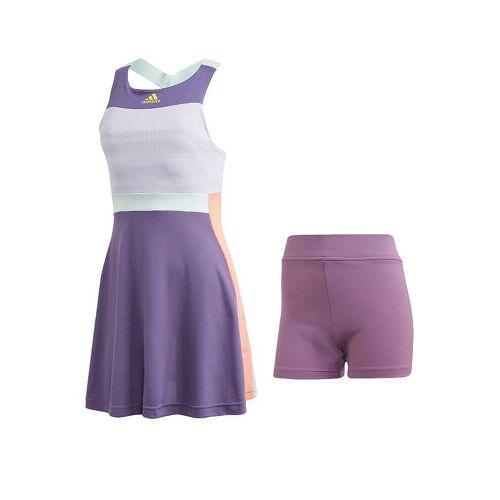 Adidas Damen Tenniskleid Gameset HEAT.RDY bunt   S