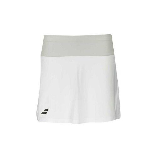 BABOLAT Damen Tennisrock Long Skirt weiß   XS
