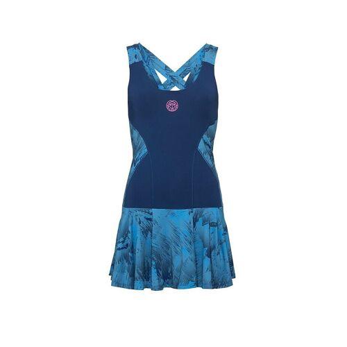BIDI BADU Damen Tenniskleid Alara Tech 2in1 blau   L