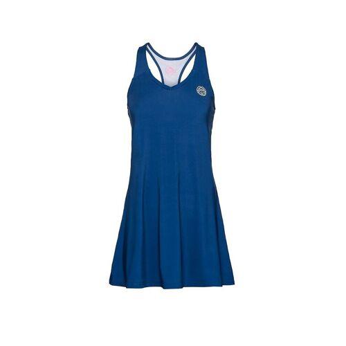 BIDI BADU Damen Tenniskleid Sira Tech blau   L