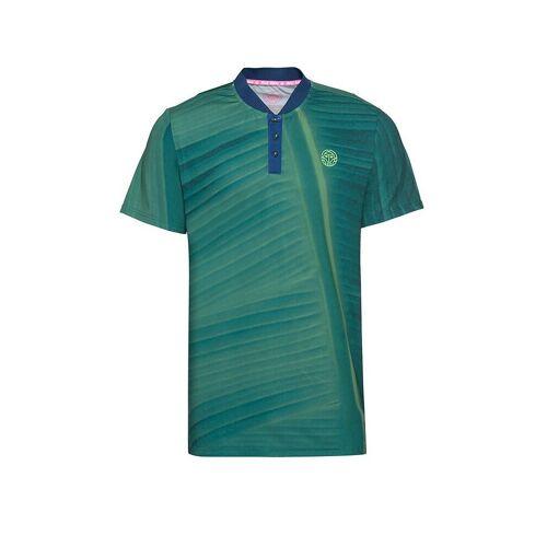 BIDI BADU Herren Tennis-Polo Kesar Tech grün   M