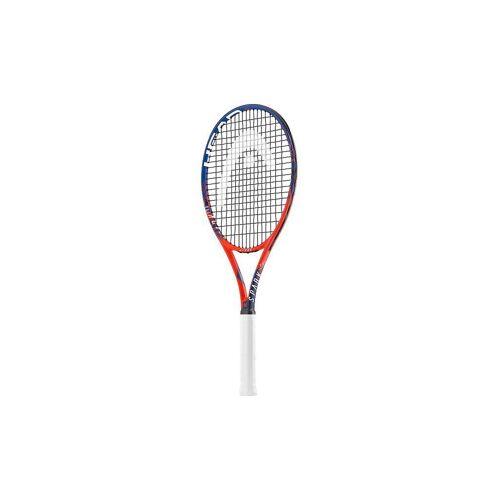 HEAD Tennisschläger MX Spark Pro rot   4=114MM