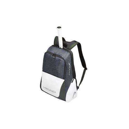 HEAD Tennisrucksack Djokovic Backpack schwarz