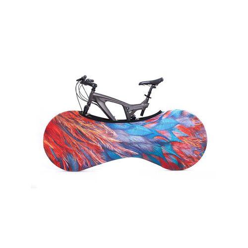 VELOSOCK Indoor-Fahrradabdeckung Bike Cover Rio bunt