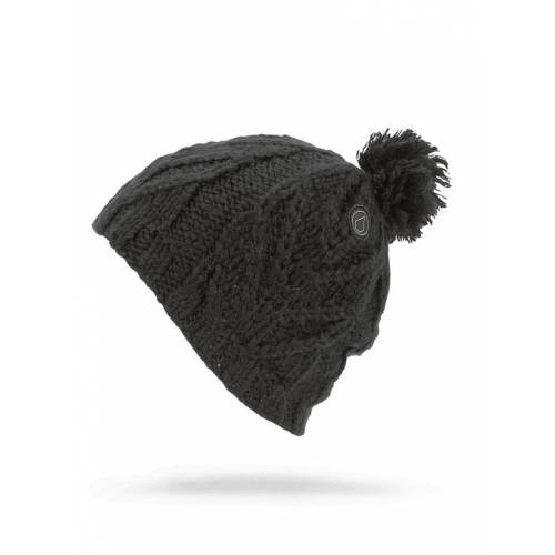 VOLCOM Damen Mütze Leaf schwarz