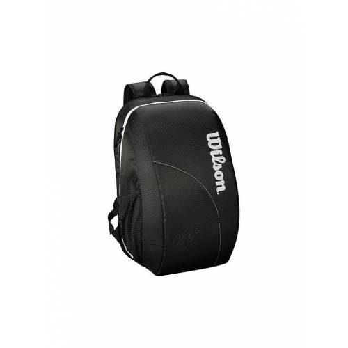 WILSON Tennisrucksack Fed Team 2018 Backpack schwarz