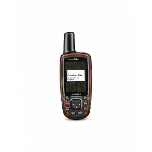 Garmin GPS Kartensystem Map 64S schwarz