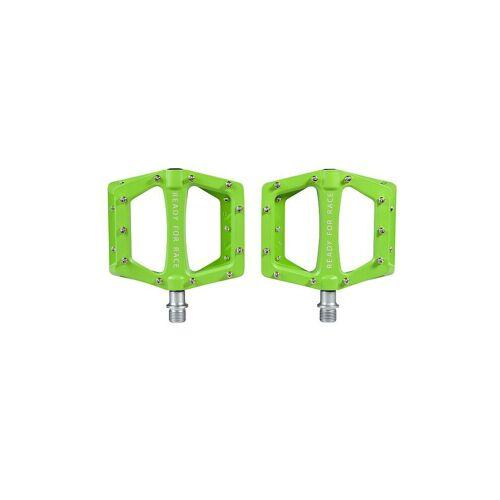 Cube Fahrradpedal Flat CMPT grün