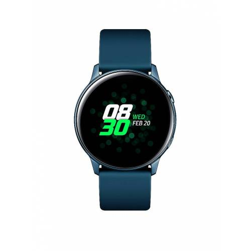 Samsung Smartwatch Galaxy Watch Active inkl. Wireless Battery Pack grün