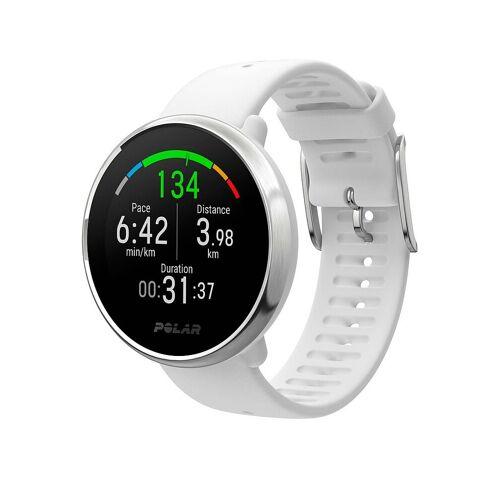 POLAR GPS-Fitnessuhr Ignite M/L weiß