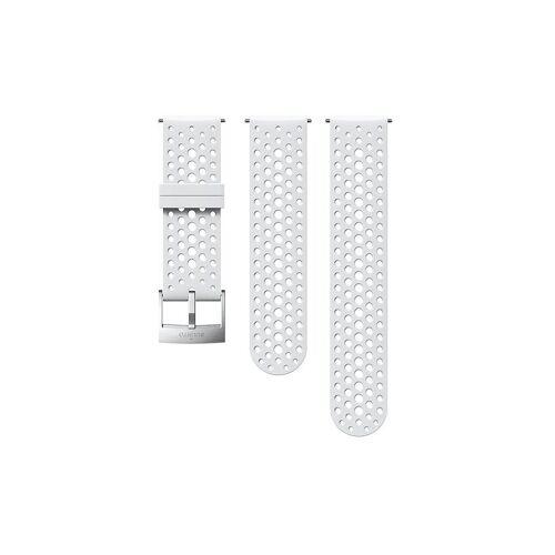 SUUNTO Ersatz-Silikonarmband weiß