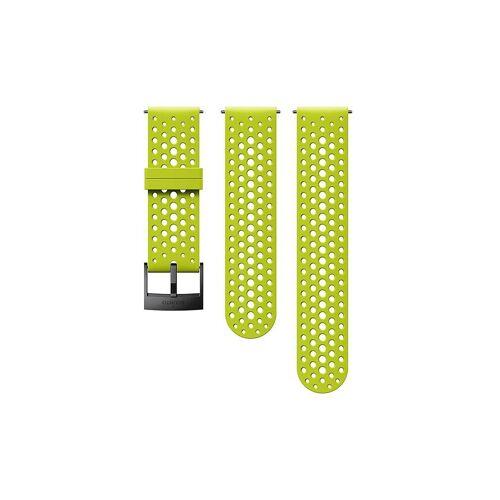 SUUNTO Ersatz-Silikonarmband grün
